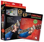 Chord Buddy Guitar Teaching Learning System Practice Aid w/ DVD & Book - Christmas, Holiday Version ChordBuddy
