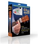 UKE BUDDY Chord Buddy Ukulele Teaching Learning System Practice Aid - PLAY INSTANTLY ChordBuddy