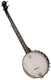 Deering Vega Little Wonder 5 String Open Back Banjo
