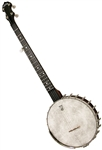 Vega Old Tyme Wonder Banjo 5 String Open Back Clawhammer Openback by Deering
