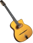 Gitane DG-350 Modele Jan Akkerman Signature Gypsy Jazz Guitar