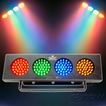 Chauvet DJBANK 4 Color 140 LED DJ Lighting Bank