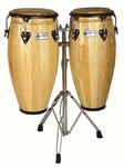 "Coda DP-410-11 10"" and 11"" Conga Drum Set"