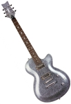Daisy Rock Rock Candy Electric Guitar - Platinum Sparkle 14-6759