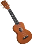 Diamond Head DU-150 Soprano Maple Body Ukulele Uke w/ Gig Bag