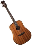 Dean AXS Series Dreadnought Acoustic Guitar - Mahogany AX D MAH