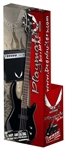 Dean Edge 09 Bass Pack with Amplifier and Accessories Package - Metallic Red