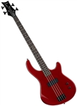 Dean Edge 09 Electric Bass Guitar 4-String - Metallic Red E09M MRD