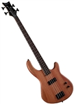 Dean E09M SN Edge 09 4 String Electric Bass Guitar - Mahogany Satin Finish