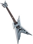 Dean Dime RZR DB GMG Razorback DB Electric Guitar - Gunmetal Grey