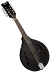 Dean Tennessee Acoustic Electric Mandolin in Classic Black TNAE CBK