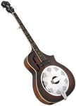 Goldtone Dojo Deluxe 5-String Electric Resonator Banjo
