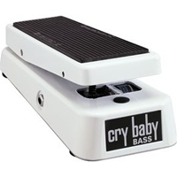 Buy Dunlop 105Q Ulitmate Cry Baby Bass Wah Effects Pedal