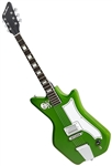 Airline Jetsons Jr. 6-String Solid Body Electric Guitar - Ghoulie Green