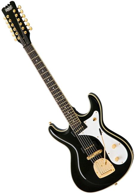 electric names guitar solidbody vintage v