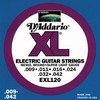 D'Addario EXL120 Nickel Regular Light Electric Guitar Strings