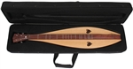Johnson FI-220 Mahogany Body 4 String Lap Dulcimer