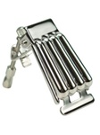 Golden Gate Clamshell Nickel Banjo Tailpiece