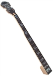 Golden Gate P-216 Bella Voce Inlay Replacement Banjo Neck