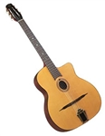 Cigano GJ-0 Oval Hole Gypsy Jazz Acoustic Guitar
