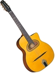 Cigano GJ-5 D-Hole Gypsy Jazz Acoustic Guitar