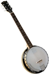 Gold Tone GT-500 Banjitar Six String Electric Banjo. Free case, shipping and setup!
