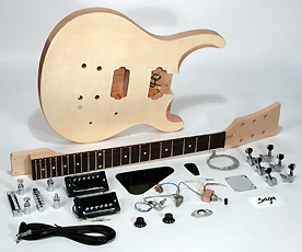 Saga ht 10 do it yourself ps style build your own guitar kit saga ht 10 do it yourself ps style build your own guitar kit builders package solutioingenieria Image collections