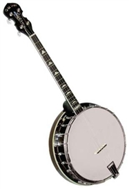 Gold Tone IT-250R 4 String Irish Tenor Resonator Banjo w/ Hard Case