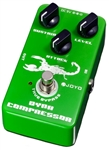 JOYO JF-10 Dyna Compressor Dynamic Guitar Effects Pedal FX Stompbox True Bypass