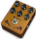 "JOYO JF-14 ""American Sound"" Fender 57 Reprocuction Guitar Effects Pedal FX Stompbox"