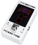 JOYO JF-18R Power Tune Digital Tuner Effects Pedal Pedalboard Power Supply FX Stompbox