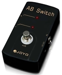 JOYO JF-30 A/B Switch Guitar Switching Effects Pedal FX Stompbox