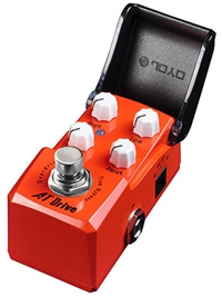 JOYO JF-305 Ironman Series AT DRIVE Mini Guitar Effects Pedal FX Stompbox True Bypass