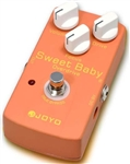 JOYO JF-36 Sweet Baby Dynamic Overdrive Low Gain Guitar Effects Pedal FX Stompbox True Bypass