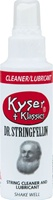 Kyser Dr. Stingfellow String Cleaner and Lube 4 oz.
