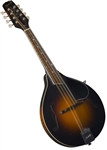 Kentucky KM-250 Artist A-Style Mandolin - All-Solid Sunburst. Free shipping!