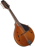 Kentucky KM-252 Artist A-Style Mandolin All-Solid Amber Nitrocellulose Finish