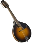 Kentucky KM-270 Artist A-Style Mandolin All-Solid Vintage Sunburst Nitrocellulose Finish