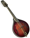 Kentucky KM-505 Deluxe All Solid Artist A-Model Mandolin. Free setup and shipping!