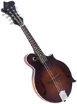The Loar LM-310F-BRB Honey Creek Solid Top F-Style Mandolin
