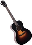 The Loar LO-18-VS Small Body L-00 Solid Top Acoustic Guitar - Vintage Sunburst