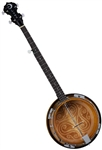 Luna BGB CEL 5 5-String Celtic Bluegrass Banjo