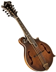 Washburn M118SWK F-Model Vintage Style All-Solid Mandolin with Hard Case