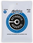 Martin MA150 80/20 Medium Bronze Round Wound Acoustic Strings