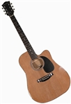 Main Street Dreadnought Acoustic Guitar in Natural Color MA241CN