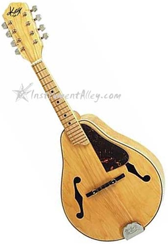 Kay mand10 teardrop maple mandolin free shipping and bag solutioingenieria Image collections