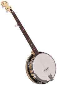 Gold Tone MC-150R/P Maple Classic 5 String Bluegrass Banjo