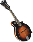 Morgan Monroe MM-100FME F-Style Acoustic/Electric Spruce Top Bluegrass Mandolin
