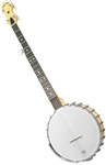 Gold Tone MM-150 Open Back Banjo Maple Mountain Clawhammer Banjo. Free shipping, case, setup!