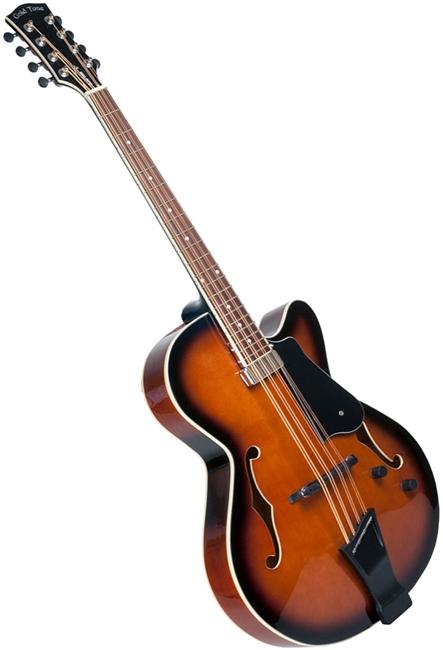 Gold Tone Mandocello Folkternative Guitar Style A E Mandolin Cello With Hard Case